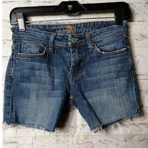 7 for all man kind cut off Jean shorts